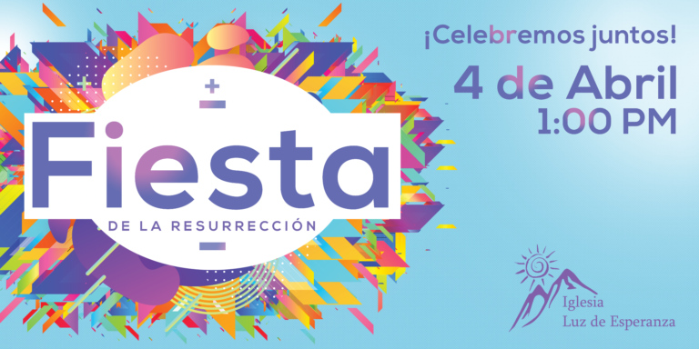Iglesia Outside Easter Banner PNG